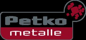 Logo Petko Metalle 2019